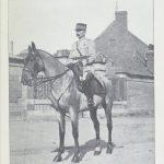 Un raid de cavalerie, bataille de la Marne - Auguste Pelecier