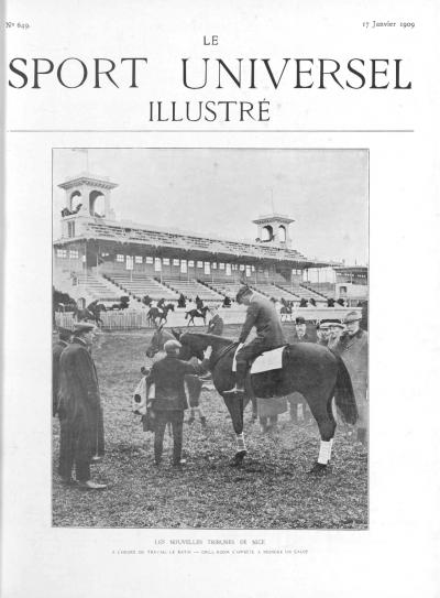 Le Sport Universel Illustré, N°649 - 17 janvier 1909