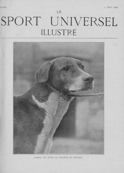 Le Sport Universel Illustré,  N°656 - 7 mars 1909