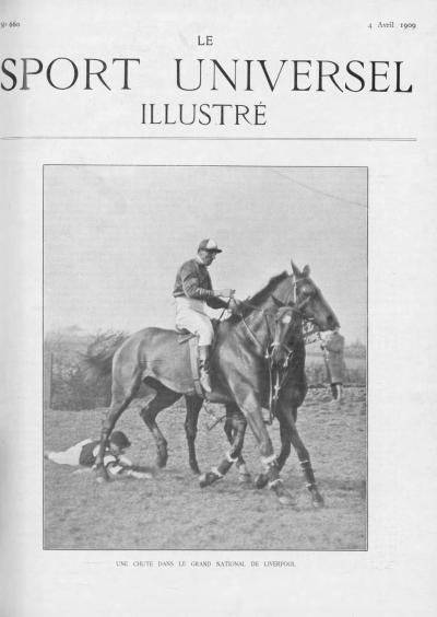 Le Sport Universel Illustré,  N°660 - 4 avril 1909