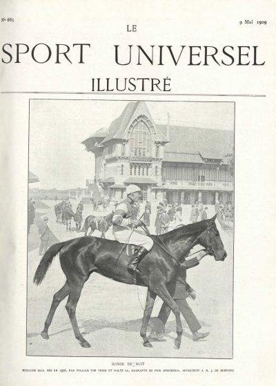 Le Sport Universel Illustré,  N°665 - 9 mai 1909