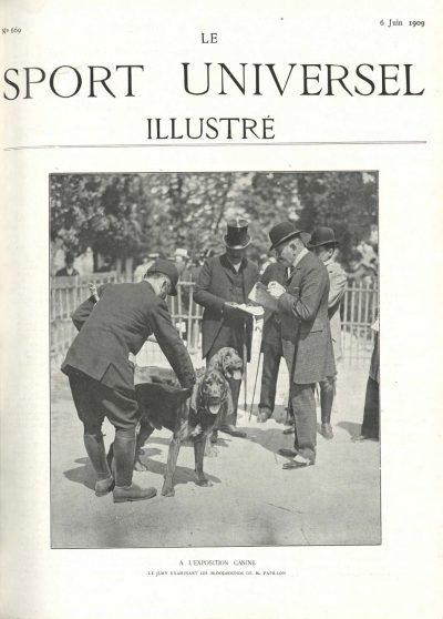 Le Sport Universel Illustré,  N°669 - 6 juin 1909