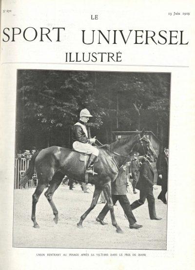 Le Sport Universel Illustré,  N°670 - 13 juin 1909