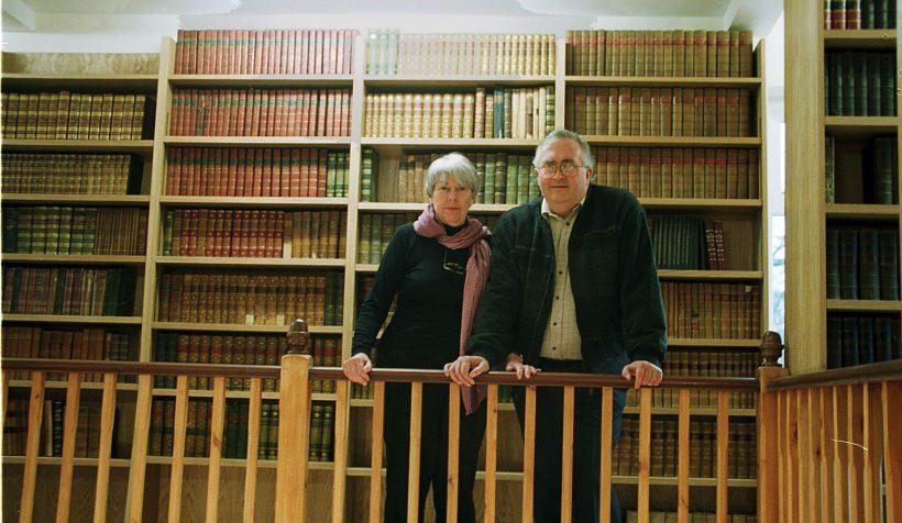 Tim Cox et sa femme