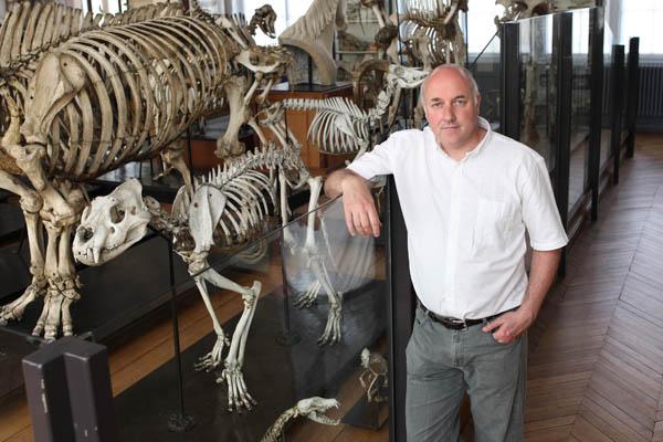 Christophe Degueurce, directeur de l'École nationale vétérinaire d'Alfort