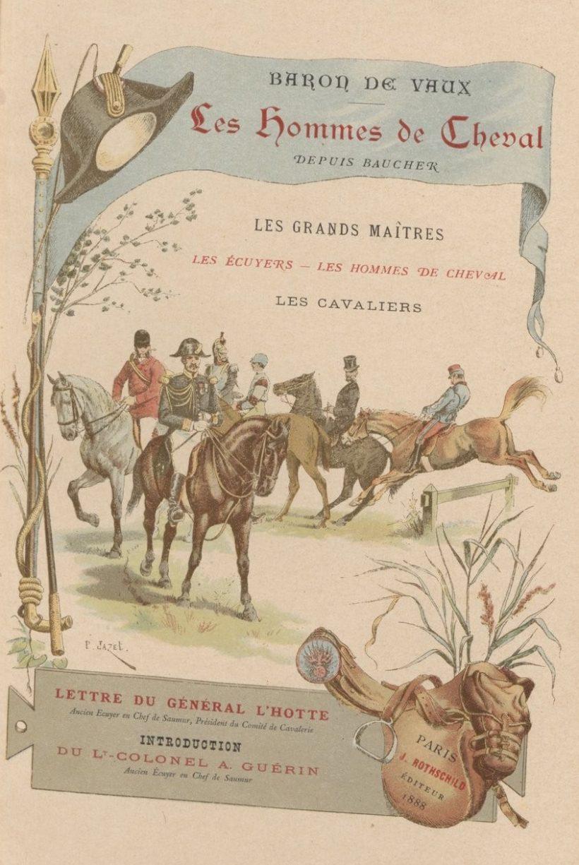 Les_hommes_de_cheval_BaronDeVaux