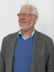Pierre Bouet, le guide de l'histoire de La tapisserie de Bayeux